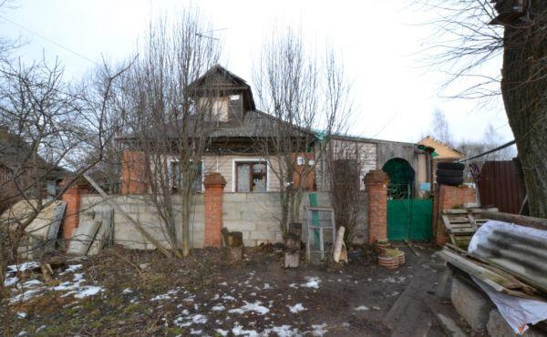 Дом на участке 11 соток в д.Путятино (5 км от центра Волоколамска)
